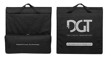 DGT Carrying bag red/black
