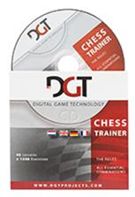 DGT Chess Trainer CDs