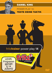 "Daniel King Power Play 14 ""Teste deine Taktik"""