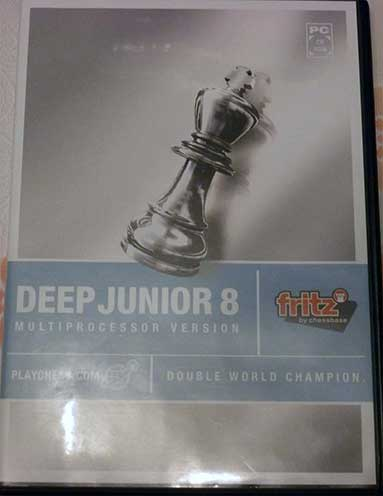Deep Junior 8