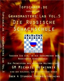 Grandmasters Lab Vol. 5 - The Russian School of Chess