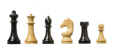 FIDEWorld Chess Pieces 2017