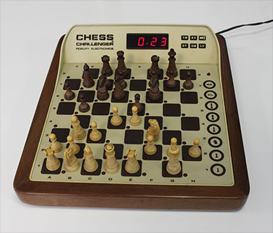 Fidelity Voice Sensory Chess Challenger