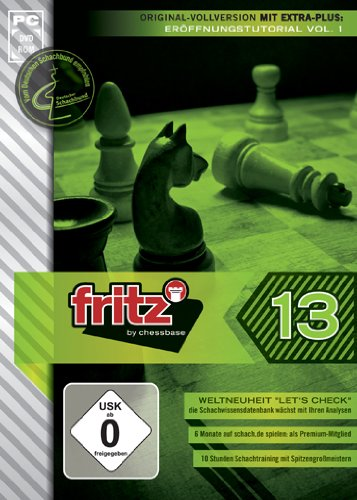 FRITZ 13 - The Truly Great Chess Program