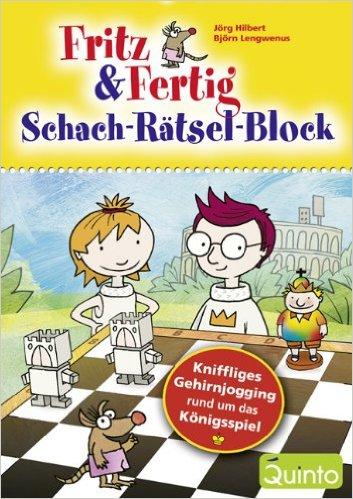Fritz und Fertig - Schach-Rätsel-Block