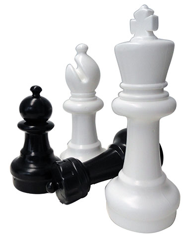 Giant Chess Pieces MAXI