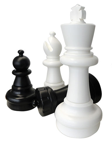 Giant Chess Pieces MINI