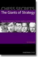 Chess Secrets: The Giants of Strategy: Learn from Kramnik, ++
