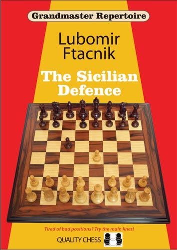 Grandmaster Repertoire 6 - The Sicilian Defence (Hardcover)