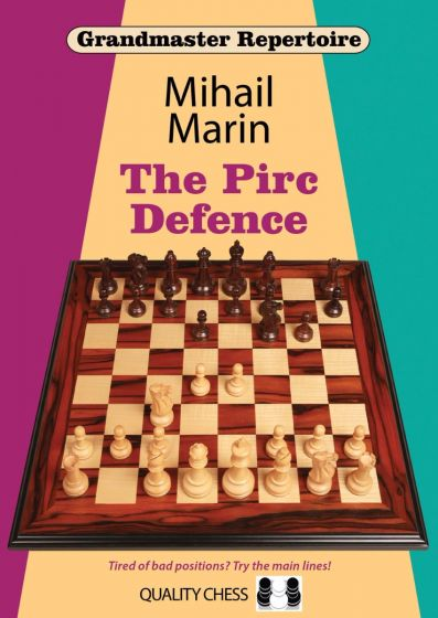 Grandmaster Repertoire - The Pirc Defence