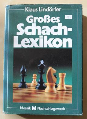 Grosses Schachlexikon