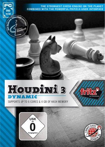 Houdini 3 Dynamic