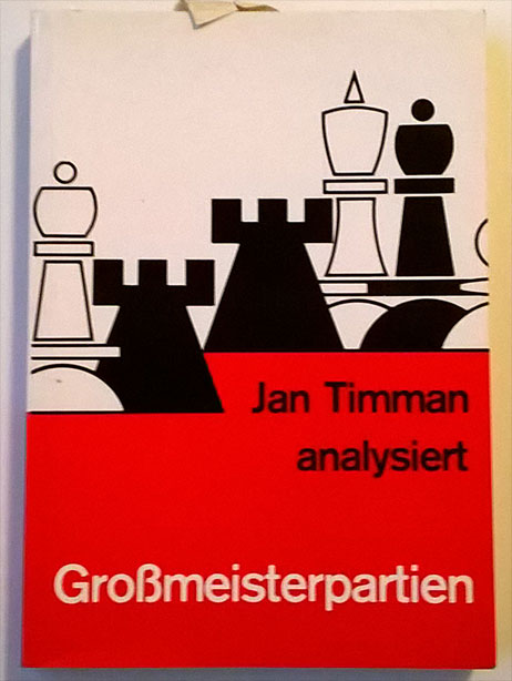 Jan Timman analysiert Grossmeisterpartien