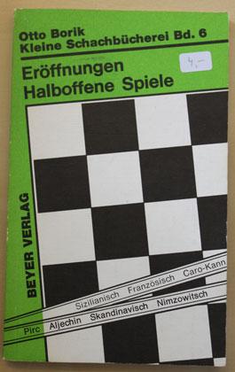 Kleine Schachbücherei Bd. 6