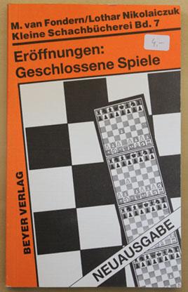 Kleine Schachbücherei Bd. 7