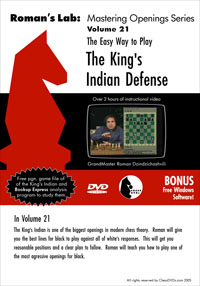 Vol.21 The Kings Indian Defense