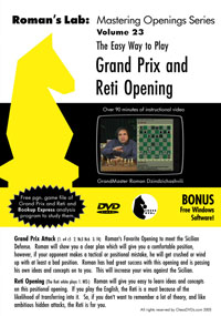 Vol.23 Grand Prix and Reti Opening