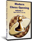 Modern Chess Opening volume 1, Open Games (1.e4 e5)