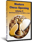 Modern Chess Opening, vol. V, Semi-Closed Games (1.d4 Nf6 2. c4 e6)