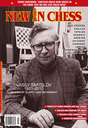 New In Chess Magazine 2010/3