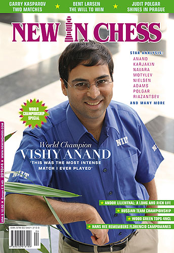 New In Chess Magazine 2010/4