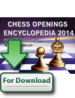 Chess Openings Encyclopedia 2014 [↓]