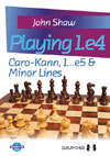 Playing 1.e4 - Caro-Kann, 1...e5 & Minor Lines