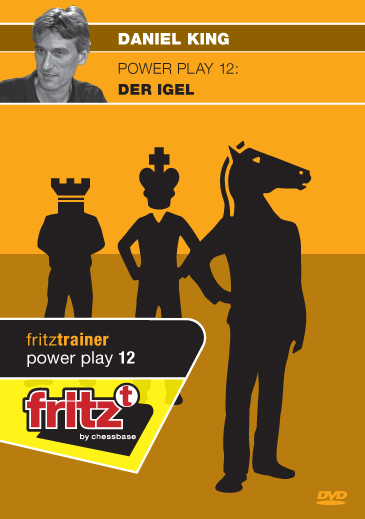 Daniel King - Powerplay 12 - Der Igel