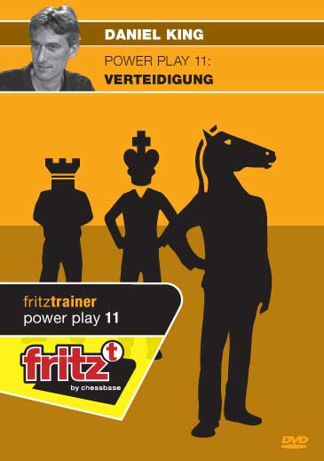 Daniel King: Powerplay 11