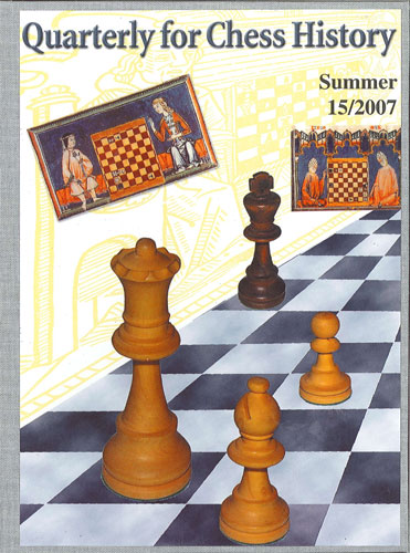 The Westminster Chess Papers, Volume 2
