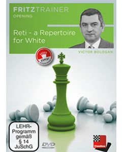 Reti - a Repertoire for White: FritzTrainer Opening