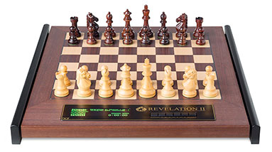 DGT Revelation II - Chesscomputer