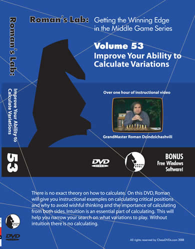 Vol.53 Improve Your Ability to Calculate Variations