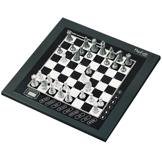 Saitek Mephisto Junior Master Chess Computer