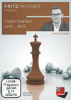 Sam Collins: Open Games with ...Bc5