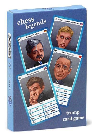 Schach Quartett