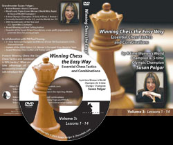 Vol.3: Essential Chess Tactics and Combinations