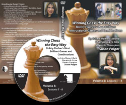 Vol.5: Bobby Fischer's Most Brilliant Games and Combinations
