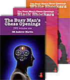 The Busy Man's Chess Openings, 1, 2 & 3