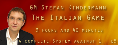 The Italian Game - Stefan Kindermann