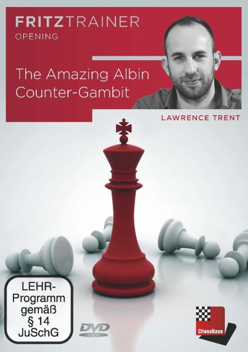 Lawrence Trent: The Amazing Albin Counter-Gambit: Fritztrainer Opening