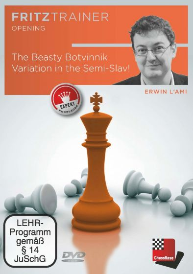 The Beasty Botvinnik Variation in the Semi-Slav!