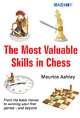 The Most Valuable Skills In Chess (Maurice Ashley)