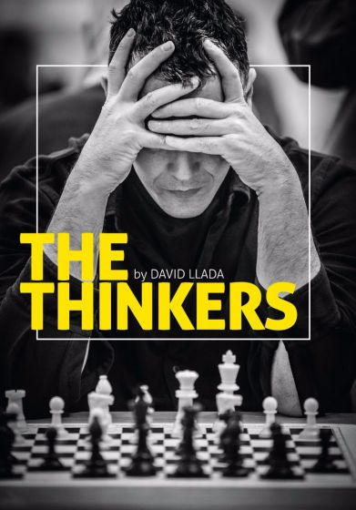 The Thinkers: A Visual Tribute to the Game of Chess