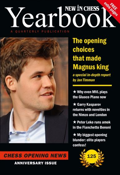 Yearbook 125: Chess Opening News