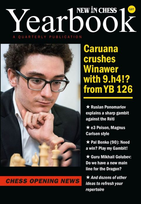 Yearbook 127: Chess Opening News