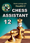 Chess Assistant 12 Starter + Houdini 2 Upgrade [DVD]