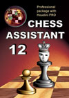 Chess Assistant 12 Professional + Houdini 2 PRO [DVD]