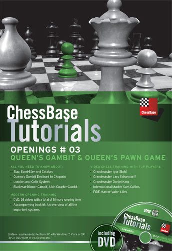 ChessBase Tutorials Vol 3