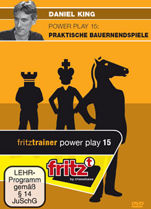 Daniel King: Power Play 15